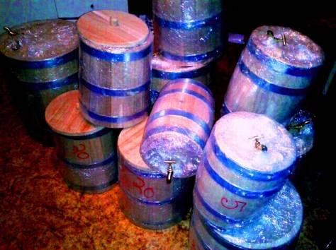Дубовая бочки и кадки, фотография 3