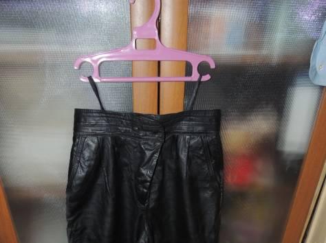 Брюки кожаные, фотография 2