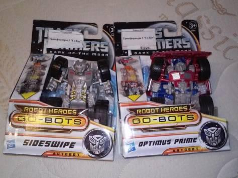 игрушки-трансформеры, фотография 1