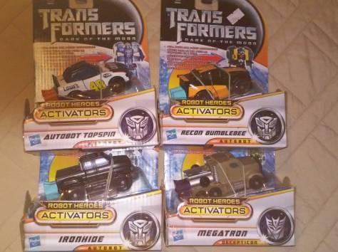 игрушки-трансформеры, фотография 3