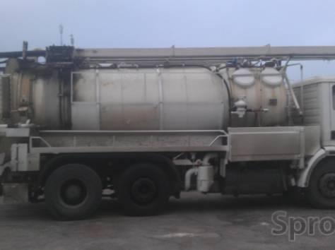 вывоз и утилизация жировых отходов, фотография 1