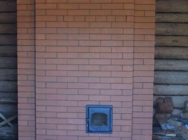 Печник. Кладка каминов и печей, банных печей и т.д. Ремонт и чистка., фотография 1