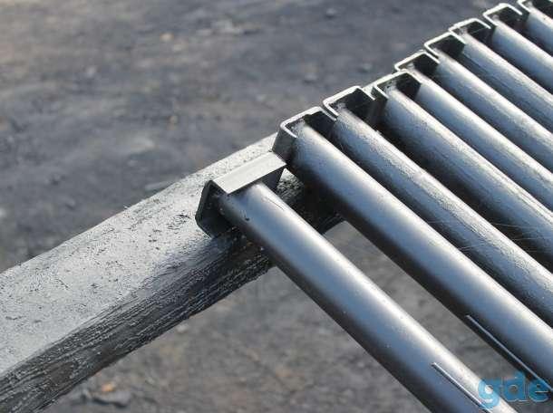 Столбы металлические, фотография 3