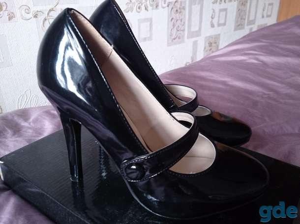 Новые лаковые туфли, фотография 1