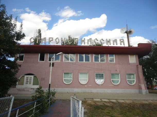 Речной вокзал на пристани в ст. Старочеркасская, фотография 1