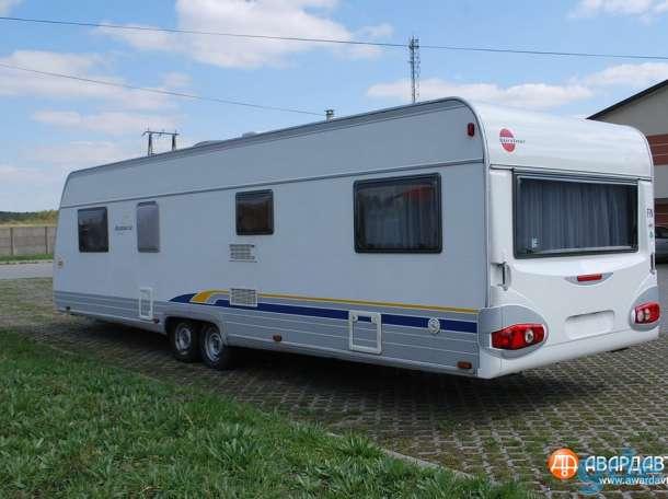 Дом на колесах, прицеп дача для легкового автомобля  BUERSTNER AMARA 690 TS, фотография 2
