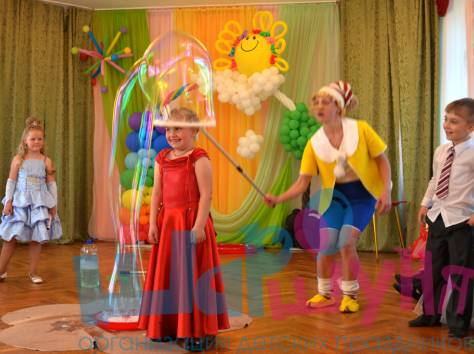 детский анииматор на праздник Вашего ребенка, фотография 2