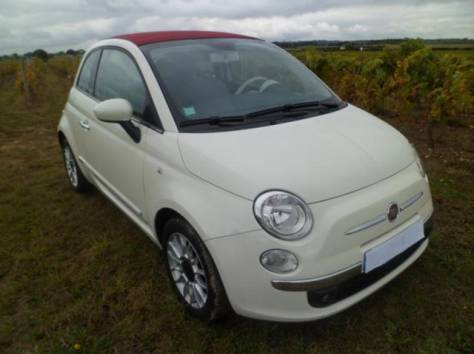 Fiat 500, фотография 1