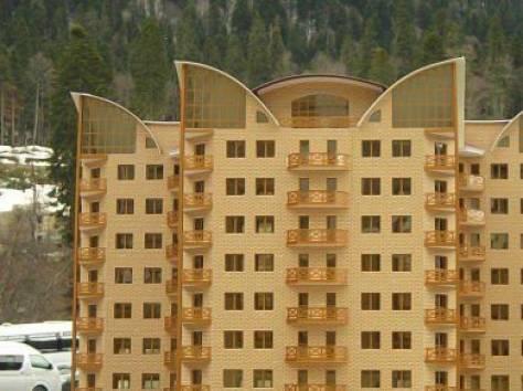 Квартира в п. Домбай, фотография 1