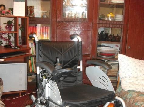 Продам электро-коляску, фотография 1