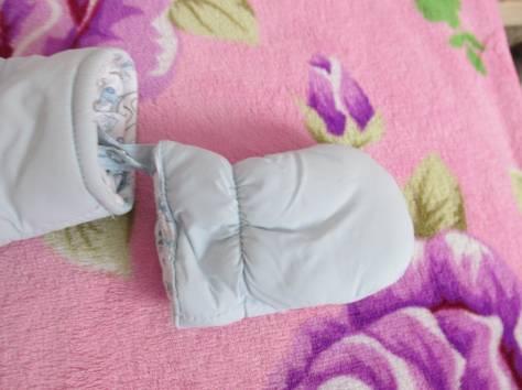Продам Детский теплый комбинезон на осень, фотография 4
