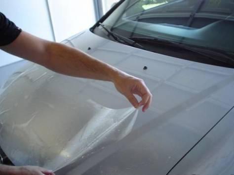 Оклейка автомобиля защитной пленкой, фотография 3