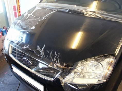 Оклейка автомобиля защитной пленкой, фотография 5