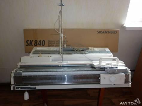 Продам вязальную машину Silver Reed 840/60N, фотография 1