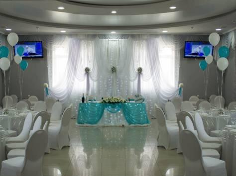 Оформление банкетных залов на свадьбу, фотография 1