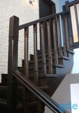 Лестницы деревянные, фотография 4