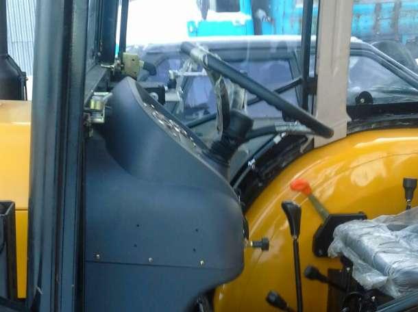 Минитрактор полноприводный с кабиной Jinma 244 , фотография 11