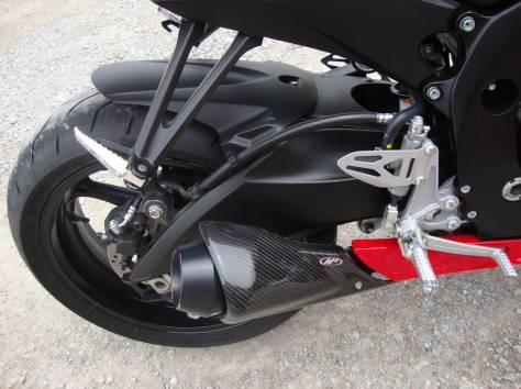 2011 Suzuki GSX-R, фотография 4