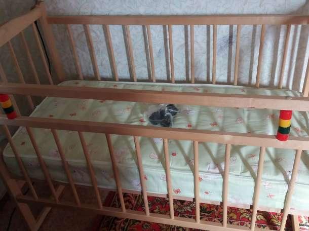 Продам кроватку, фотография 3