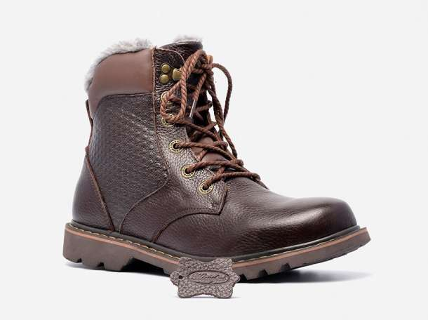 Ботинки зимние, фотография 3