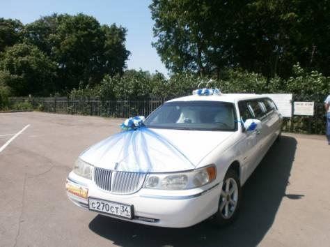 Лимузин на свадьбу, выписку с роддома, день рождения и любой праздник, фотография 10