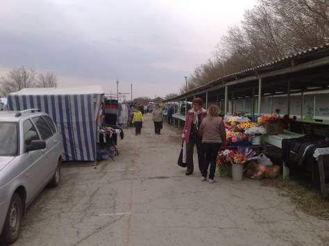 Продаю действующий вещевой рынок, фотография 1