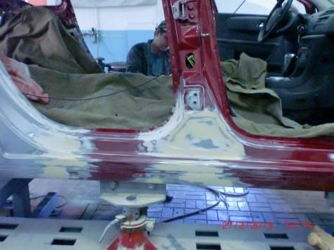 Кузовной ремонт автомобилей, фотография 4