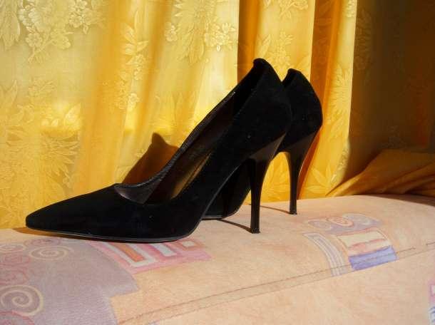 Туфли BigTime замшевые р. 35, фотография 4