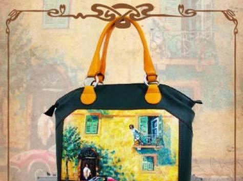 Дизайнерские сумки с необыкновенным дизайном!, фотография 1