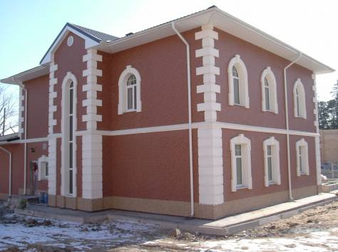 Декор панель на фасад