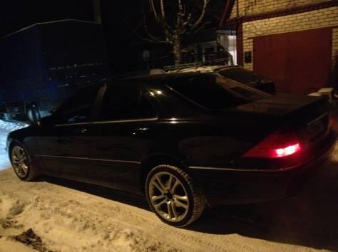 Mercedes-Benz S-класс, 1999, фотография 5