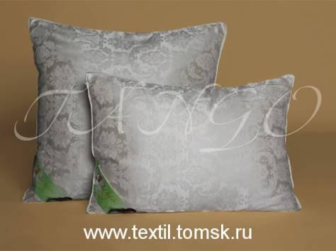 Подушка для сна. Наполнитель шёлк., фотография 1