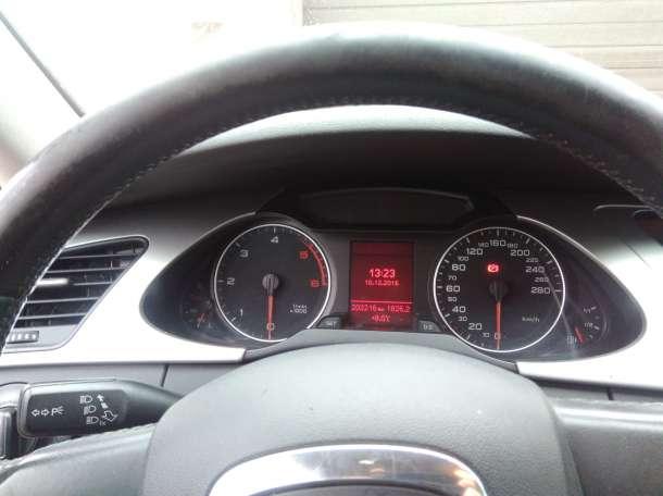 Audi A4 B8 2008 года выпуска с дизельным двигателем, фотография 7