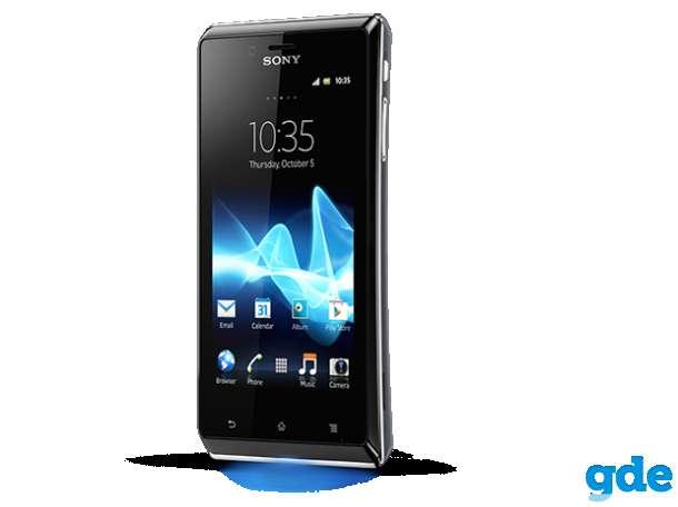 Смартфон Sony Xperia J, фотография 2