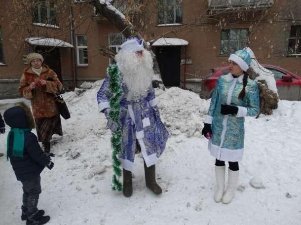 Новый Год. Дед Мороз и Снегурочка. Аниматоры , фотография 4