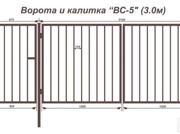 Ворота Орлов, фотография 2