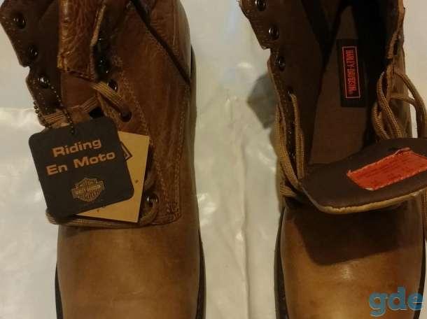 Ботинки из натуральной кожи на продажу., фотография 6