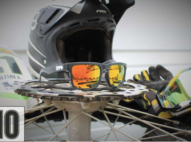 Солнцезащитные очки SPY+ Helm, фотография 11