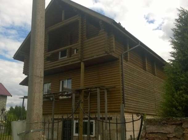 Шмкарный дом-коттедж с баней на берегу живописного озера, фотография 12