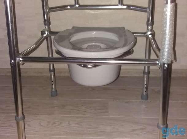 продаю новое кресло-туалет, фотография 2