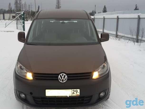 Продам Volkswagen Caddy Maxi, фотография 2