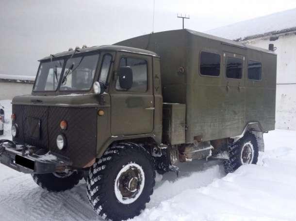 ГАЗ-66 1992, фотография 1