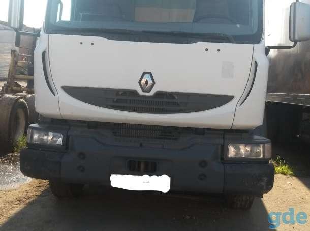 Renault Midlum 2010 года выпуска, фотография 1