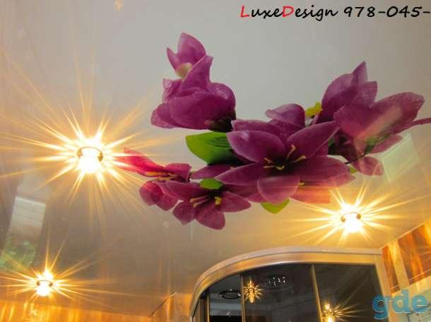 Художественные натяжные потолки Фотопечать LuxeDesign, фотография 9
