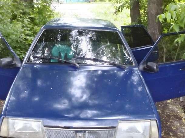 Продам ВАЗ 21099, 1999 г., фотография 6