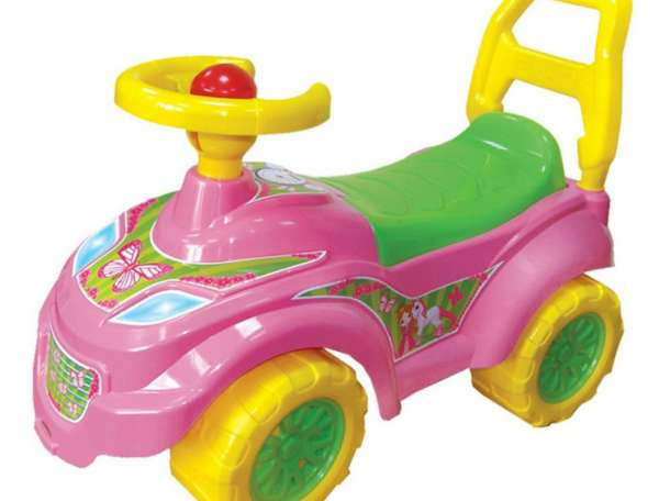 Каталка автомобиль, фотография 4