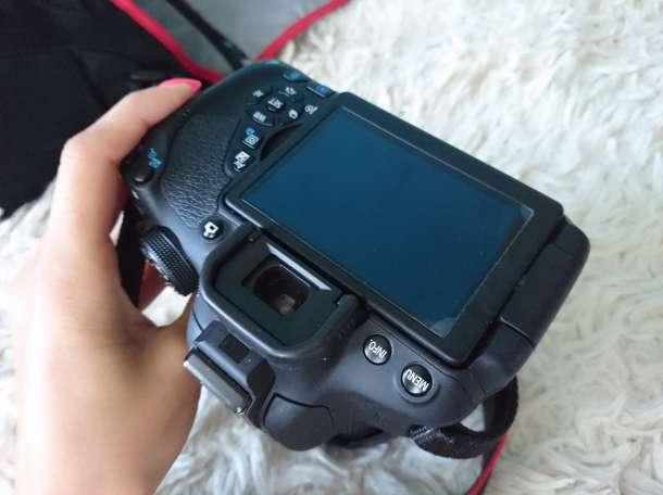 Продаю новый canon 700d, фотография 4