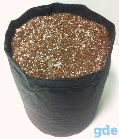 Умный горшок для растений.  Живой горшок 1л, 2,5л, 7л, 10л, 15л, 20л, фотография 2
