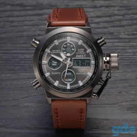 Элитные мужские часы amst, фотография 4