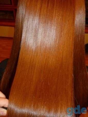 Кератиновое выпрямление волос, фотография 3